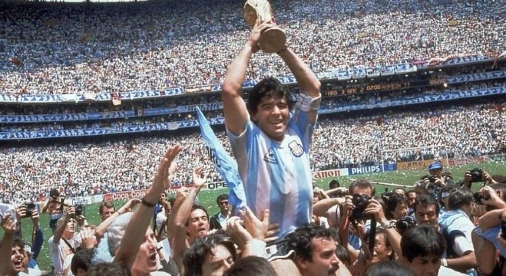 Giro Marília -Comoção internacional - Morte de Maradona provoca luto oficial na Argentina