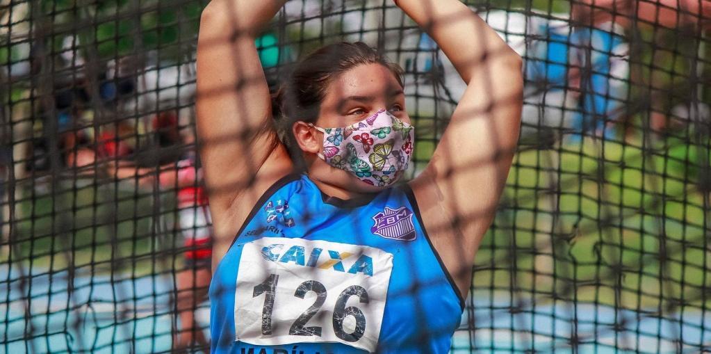 Giro Marília -Júlia termina 1º dia com prata 'na mão'. Maria Clara é 7ª no BR Sub-18