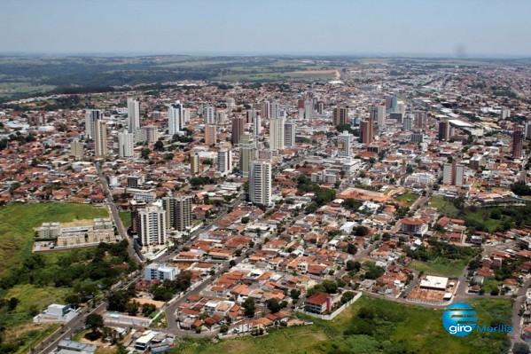 Giro Marília -Marília é uma das 50 cidades mais inteligentes, diz estudo