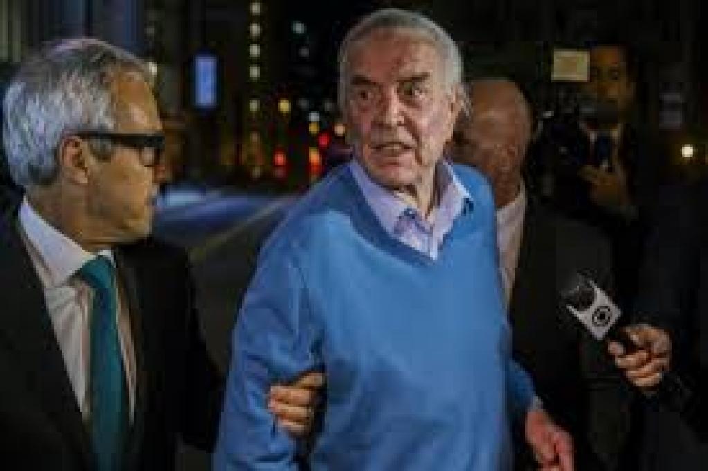 Giro Marília -Justiça dos EUA liberta ex-presidente da CBF José Maria Marin