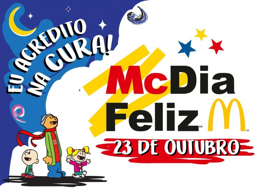 Giro Marília -Santa Casa de Marília lança campanha Mc Dia Feliz para combate ao câncer