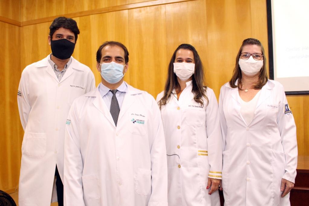 Giro Marília -Unimar realiza primeira banca de defesa de mestrado acadêmico em saúde