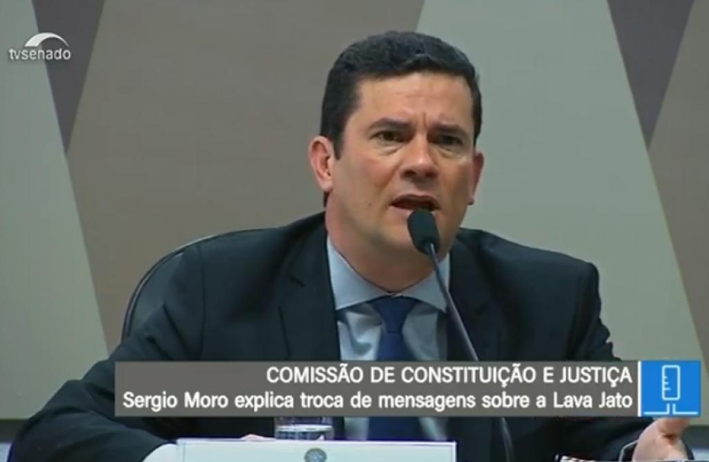Giro Marília -Moro fala no Senado sobre vazamento de conversas, acompanhe
