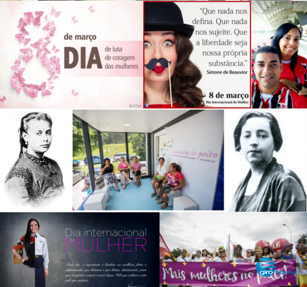 Elas Por Elas Veja Frases E Mensagens De Mulheres Para O Dia