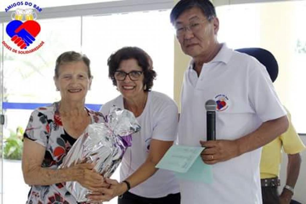 Giro Marília -Luto – Família e amigos perdem Nair da Costa Vega, 88