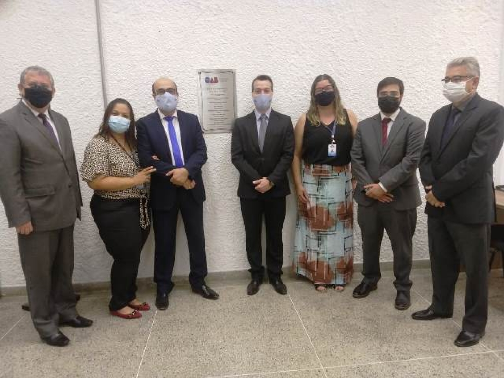 Giro Marília -OAB de Marília inaugura sala para advogados na Justiça Federal