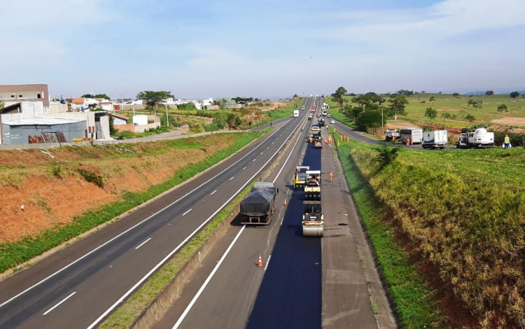 Giro Marília -Rodovia SP-294 terá obras e mudanças no tráfego em Marília e região até domingo