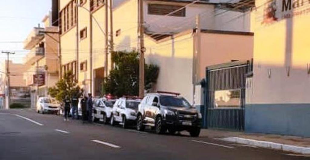Giro Marília -Polícia faz buscas e apreensões em Marília em operação contra pornografia infantil