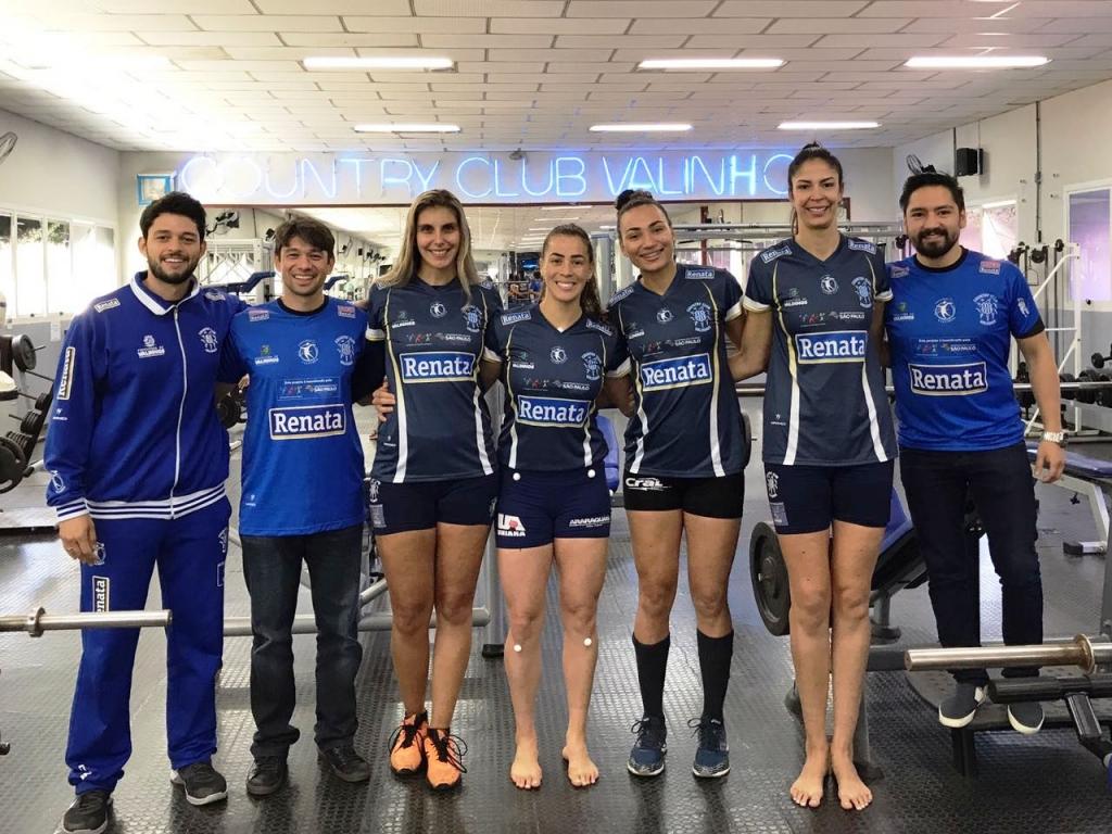 Giro Marília -Ortopedistas de Marília assumem departamento médico de equipe em Valinhos