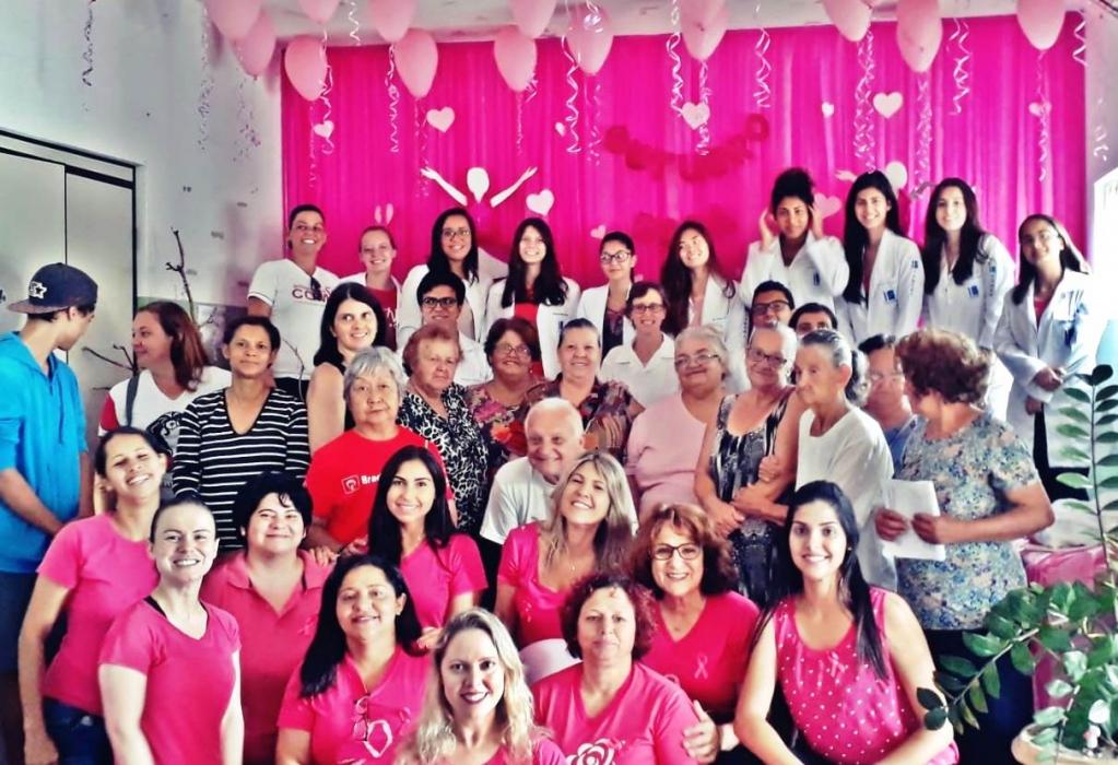 Giro Marília -Marília terá caminhada com show na prevenção ao câncer de mama