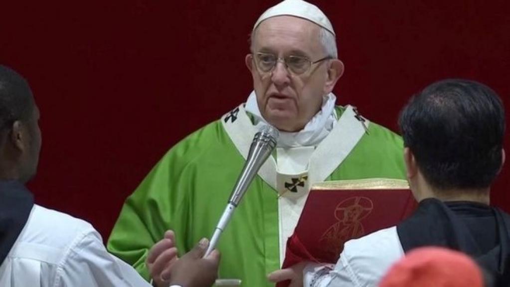 Giro Marília -Papa Francisco diz que mundo precisa de vacina para o coração