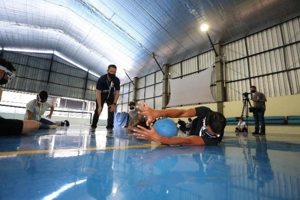 Giro Marília -Capacitação de  educadores para esportes paralímpicos começa nesta terça em Marília
