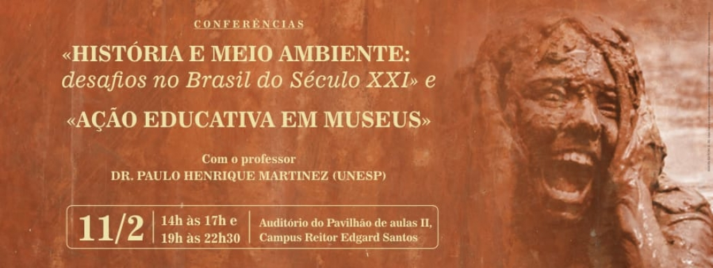 Giro Marília -Pesquisador de Assis faz palestras na Bahia sobre história, ambiente e escritor de Marília