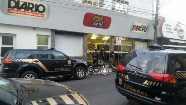 PF faz prisões, buscas na CMN e interdita rádios em Marília ...