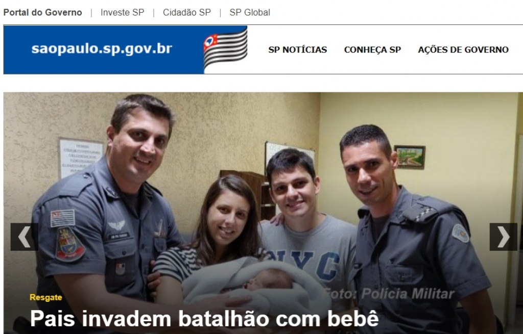 Giro Marília -PMs de Marília recebem homenagens por salvar bebê asfixiado
