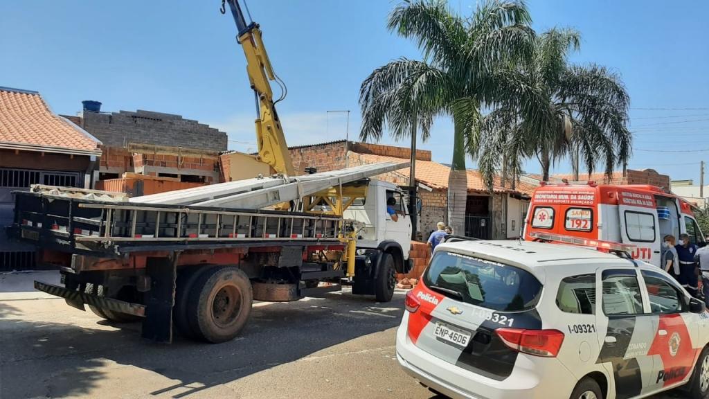 Giro Marília -Pedreiro vítima de acidente no trabalho morre após três meses em Marília