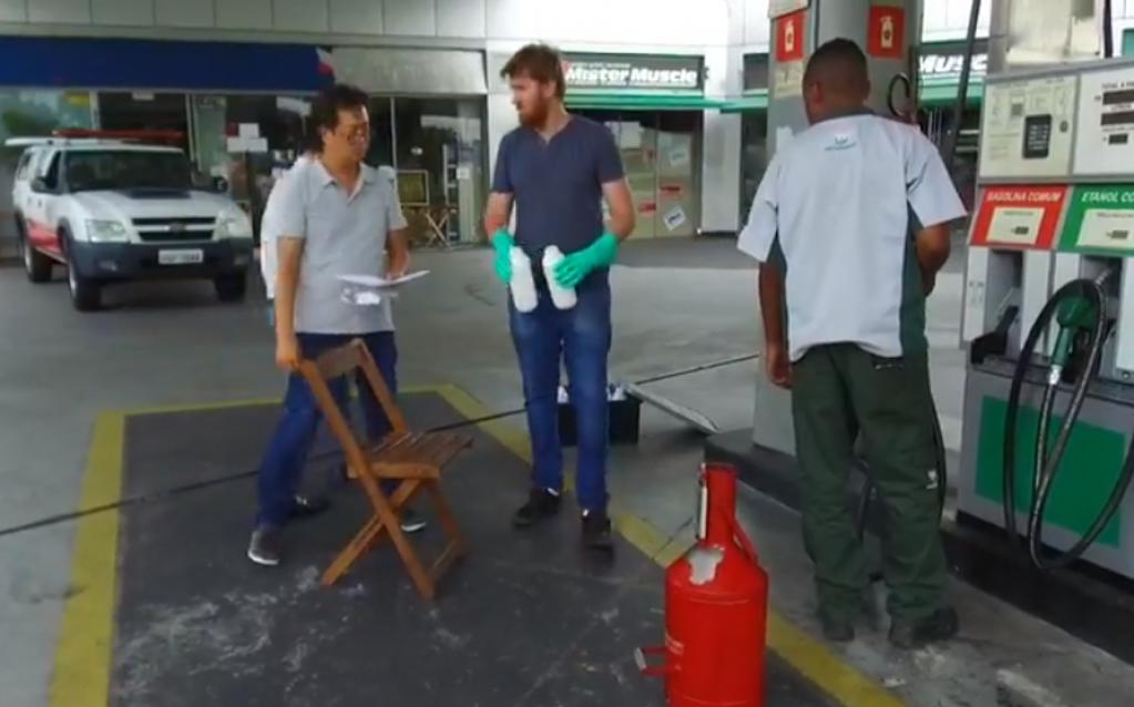 Giro Marília -Fazenda coleta combustível em posto de Marília alvo de polêmicas; Procon autua