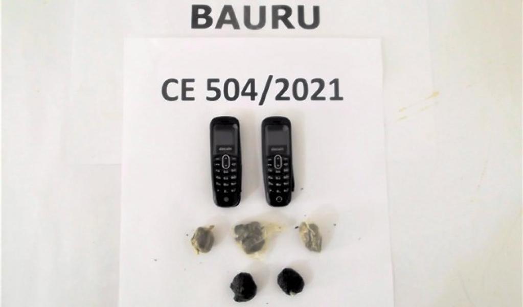 Giro Marília -Presídio em Bauru flagra 14 detentos com drogas e eletrônicos no estômago