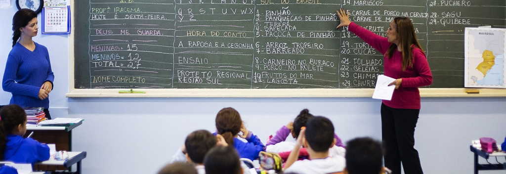Giro Marília -Estado anuncia abono para professores para atingir piso nacional do setor