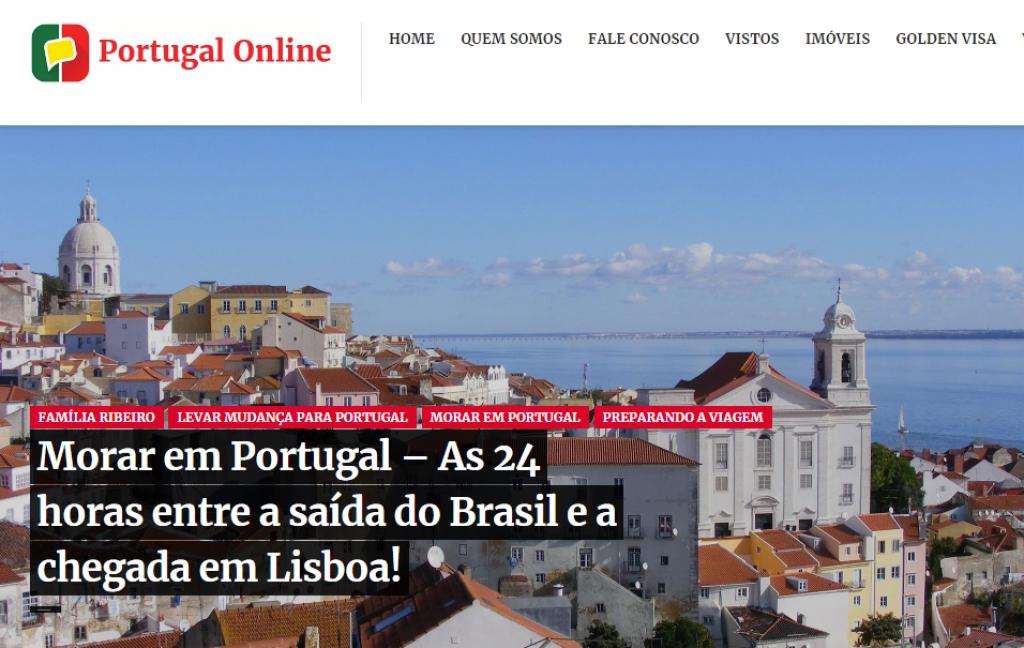 Família mariliense muda para Portugal e cria blog para contar jornada f59c7d46e418b