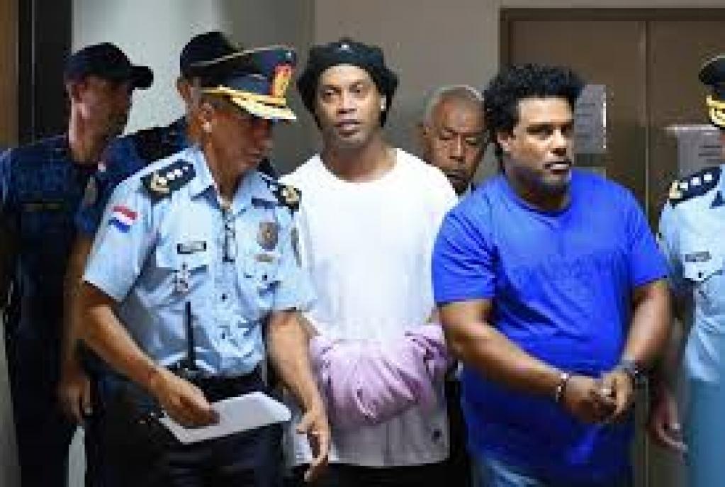 Giro Marília -Ministério Público do Paraguai abre caminho para libertação e volta de Ronaldinho Gaúcho