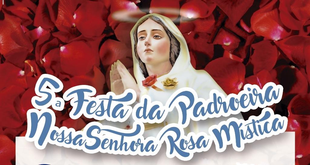 Giro Marília -Paróquia de Rosa Mística programa quermesse e celebrações especiais