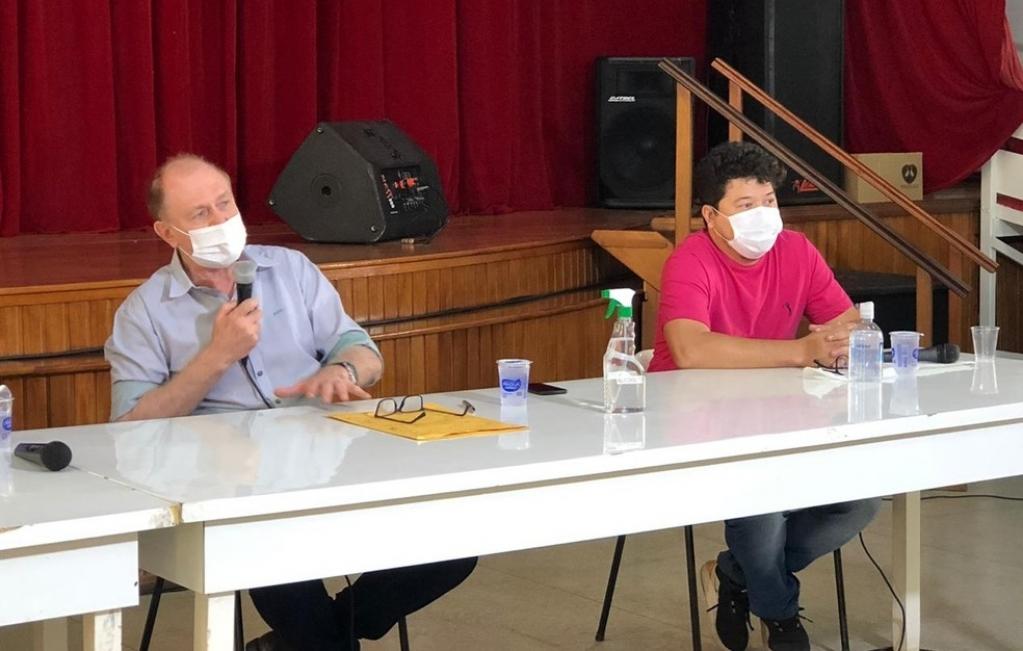 Giro Marília -Prefeitura de Tupã investiga caso de reinfecção por coronavírus