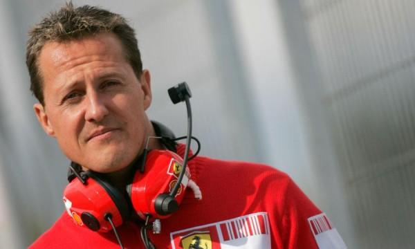 Giro Marília -Família processa revista: Schumacher não pode andar