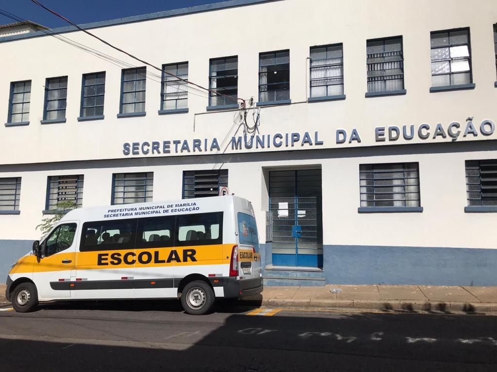 Giro Marília -Educação de Marília lança cadastro online de vagas para alunos até quatro anos
