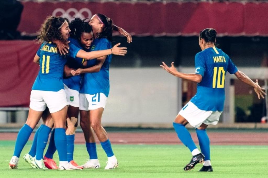 Giro Marília -Seleção feminina empata com Holanda e fica próxima da vaga em Tóquio