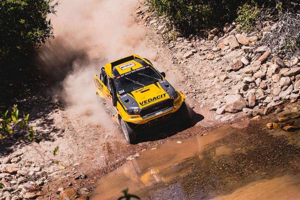 Giro Marília -Edição histórica do Rally dos Sertões terá pilotos de todo o país
