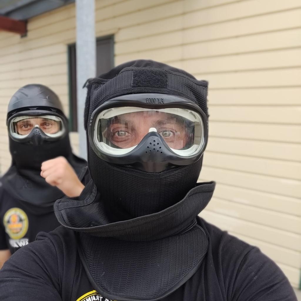 Giro Marília -PM que salvou bebê em Marília faz curso e provas na SWAT nos EUA