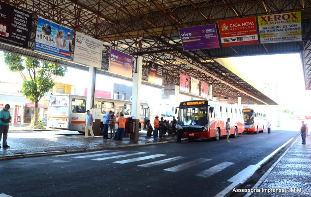 Giro Marília -Zona Oeste ganha novo itinerário e horários de ônibus em bairros