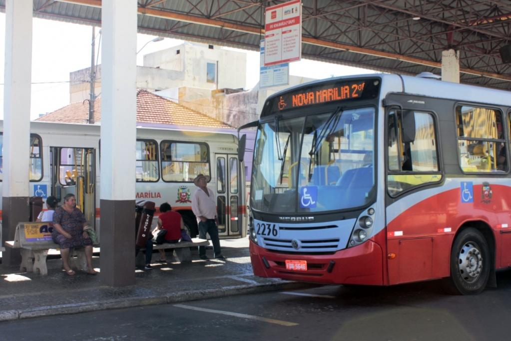 Giro Marília -Terminal muda disposição de linhas e embarques em Marília