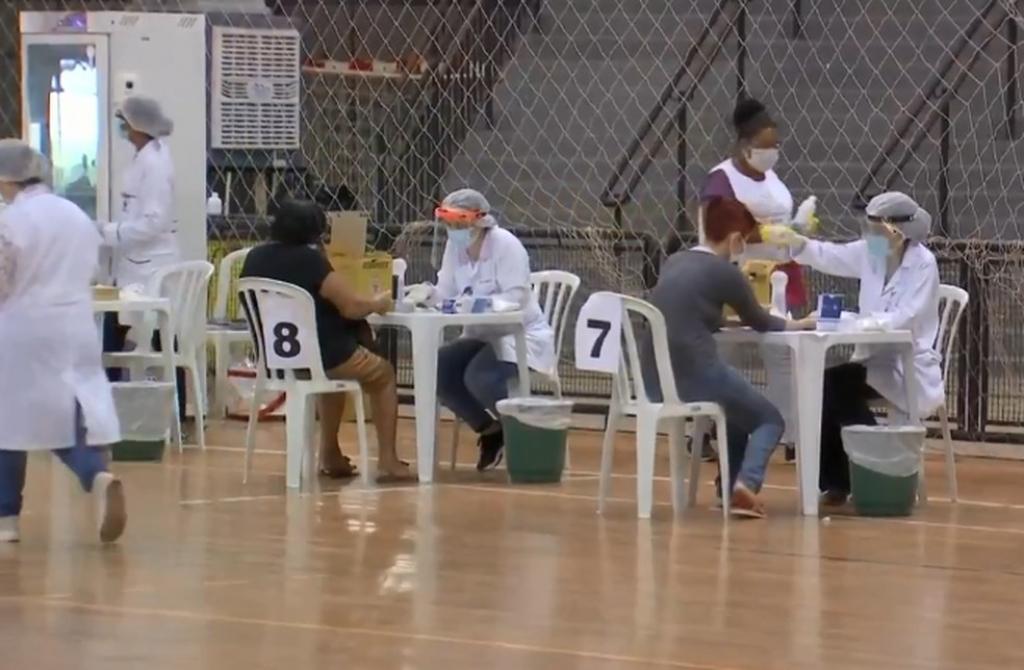 Giro Marília -Testagem em massa encontra 37 casos de coronavírus em Marília