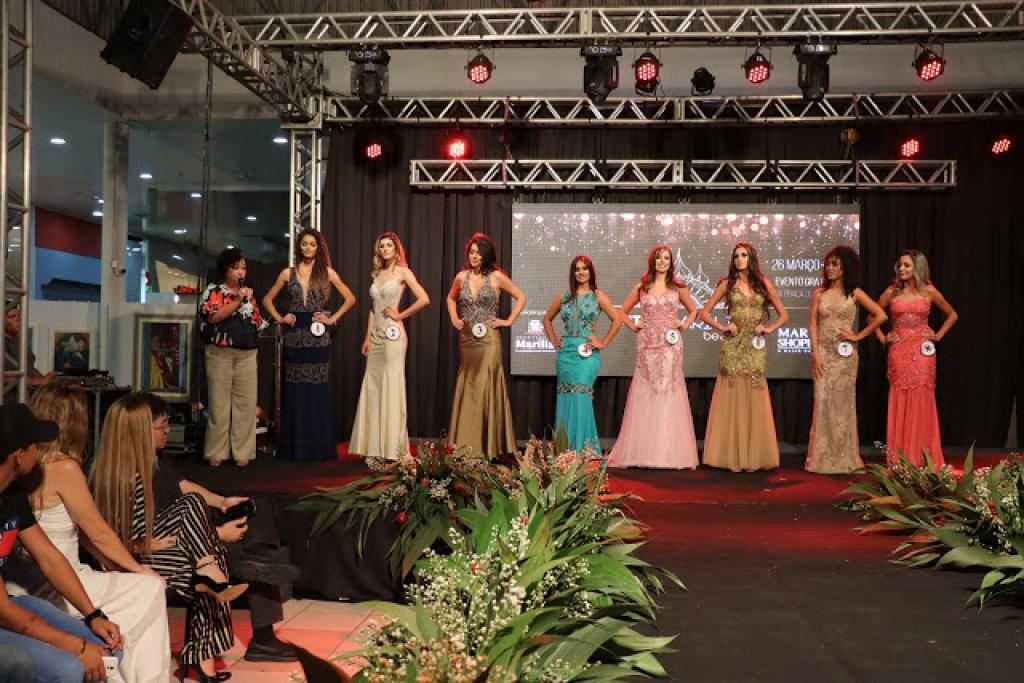 Giro Marília -Estudante de administração é a Miss Marília 2019