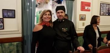 Giro Marília -Chef Silvio Derobe apresenta prato para o Festival Gastonômico na Cantina Mamma Mia