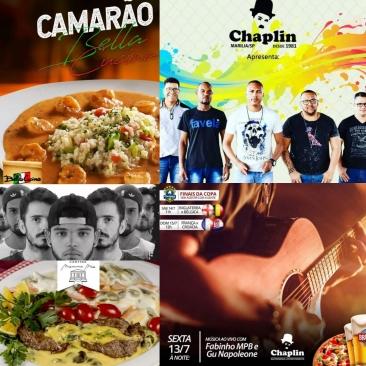 Giro Marília -Final da Copa, baile no Yara e mais no roteiro de música em Marília