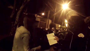 Giro Marília -Carteirada – Vídeo mostra abordagem que causou polêmica em Marília; assista