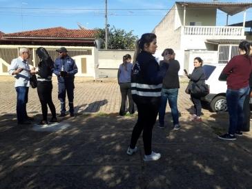 Giro Marília -Blitz recolhe ônibus em linha entre Vera Cruz a Marília; serviço é alvo de críticas