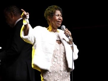 Giro Marília -Rainha do Soul, Aretha Franklin morre aos 76 anos