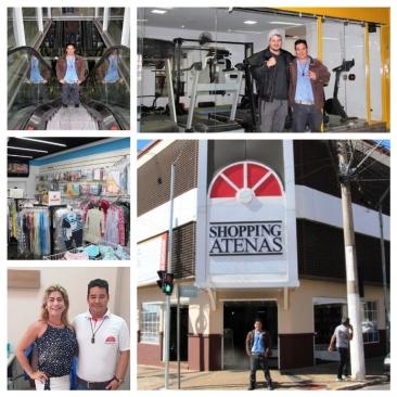 Giro Marília -Shopping Atenas projeta obras para mudar comercio no centro de Marília
