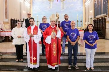 Giro Marília -Novos tempos - Diocese de Marília usa lives em Semana Sobre Drogas; veja missa