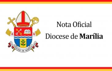Giro Marília -Após onda de denúncias, Diocese pede orações contra ataques anônimos