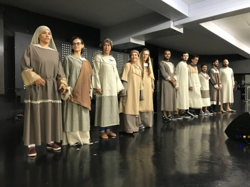 Giro Marília -Marília terá 'Auto de Páscoa Emunah', musical com 120 voluntários