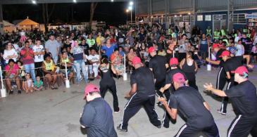 Giro Marília -Feira da Bondade terá shows, praça de alimentação e muita ação social