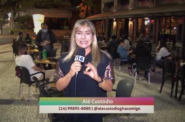Giro Marília -Retomada tem desafios e novidades em bares e restaurantes de Marília