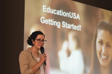 Giro Marília -Education USA - Cristo Rei orienta ingresso em Universidades Americanas