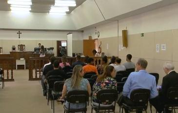 Giro Marília -Júri de Garça condena agente por morte de namorada e adolescente