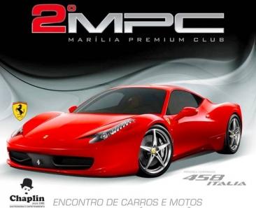 Giro Marília -Encontro de carros premium terá Ferrari, Porsche e mais em Marília